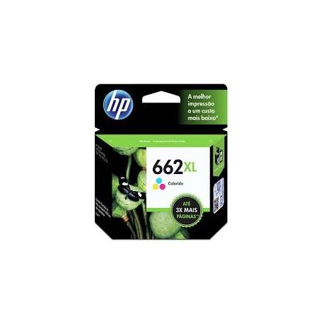 CARTUCHO HP 662XL COLOR - CZ106AB