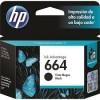CARTUCHO HP 664 PRETO - F6V29AB