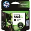 CARTUCHO HP 664 XL PRETO - F6V31AB
